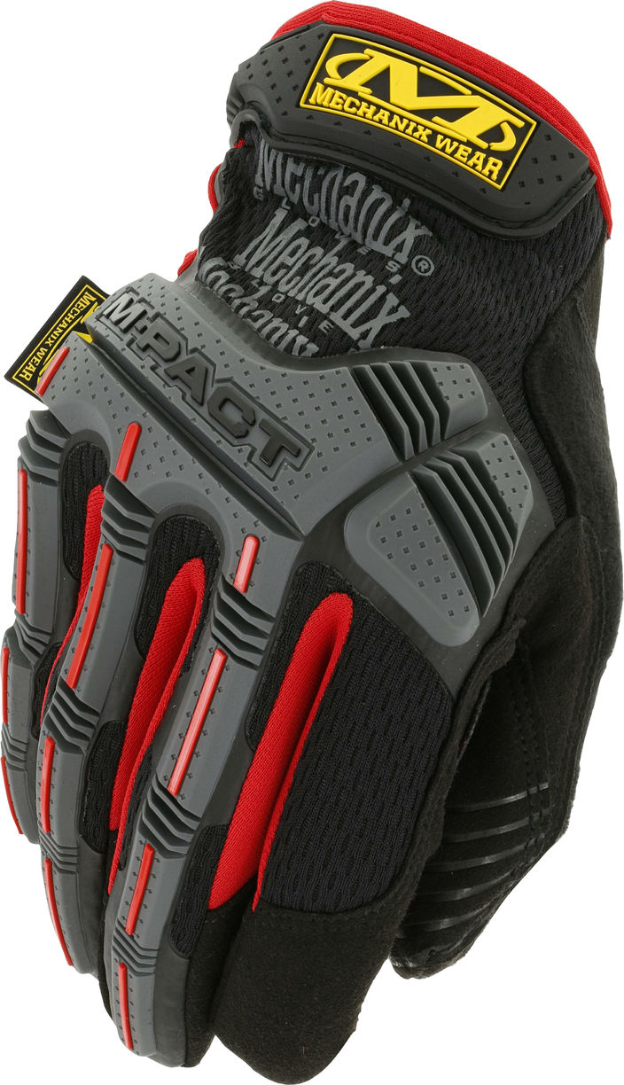 MechanixWear/メカニクスウェア M-pact Glove 【RETAIL RED】