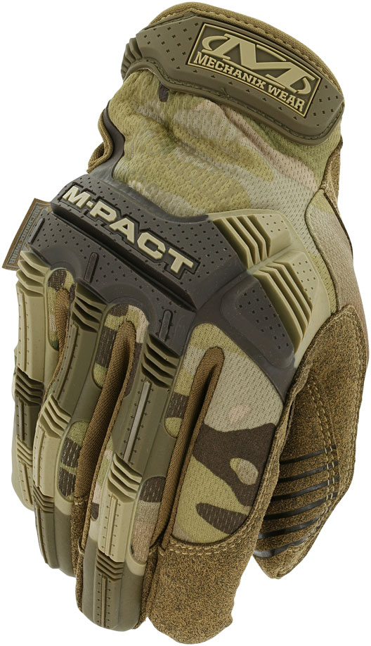 MechanixWear/メカニクスウェア M-pact Glove 【MULTICAM】
