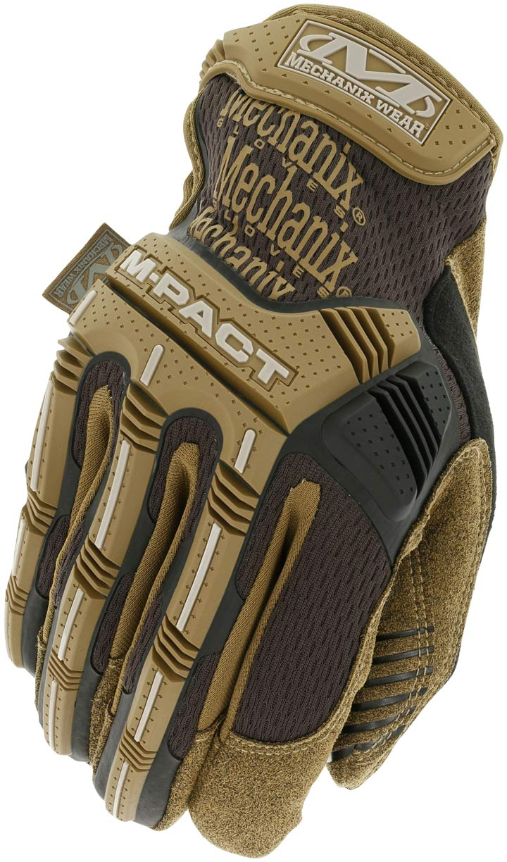 MechanixWear/メカニクスウェア M-pact Glove 【BROWN】