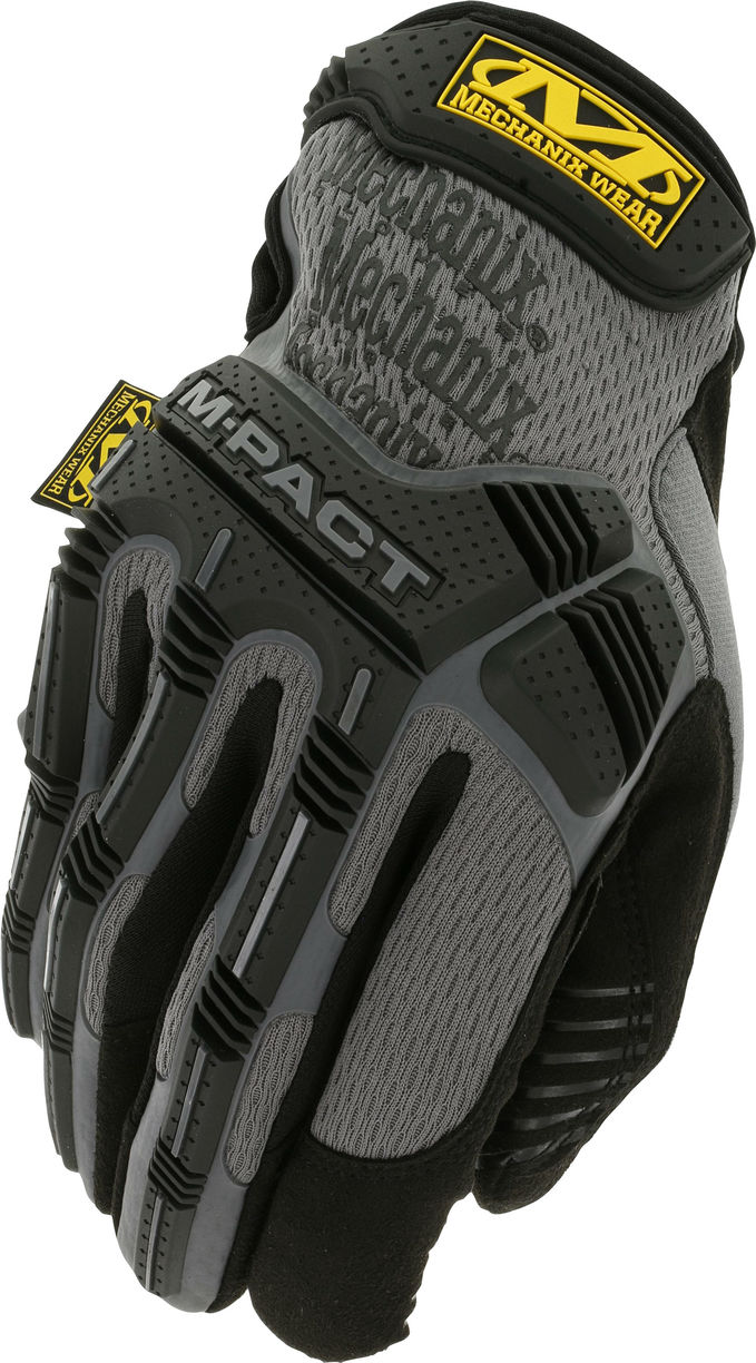 MechanixWear/メカニクスウェア M-pact Glove 【GREY】