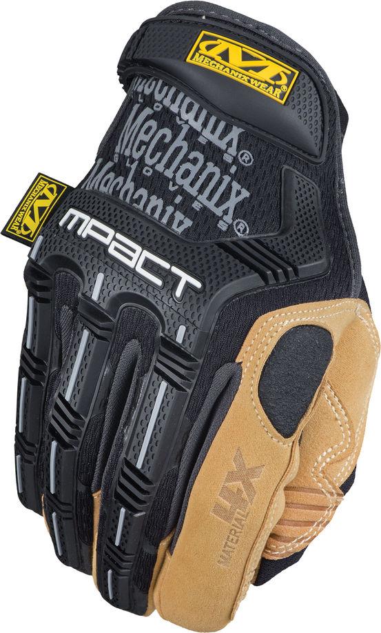 MechanixWear/メカニクスウェア Material4X M-pact Glove 【BLACK】