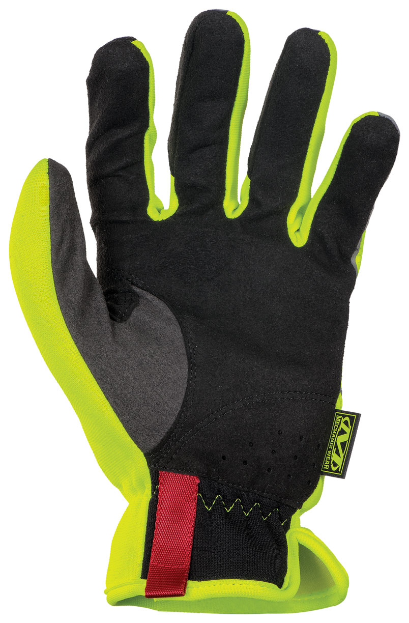 MechanixWear/メカニクスウェア Hi-Viz FAST FIT Glove 【SAFETY YELLOW】