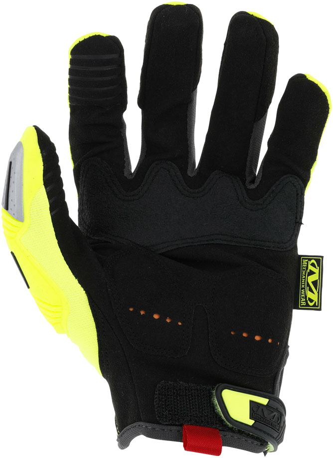 MechanixWear/メカニクスウェア Hi-Viz M-pact Glove 【SAFETY YELLOW】