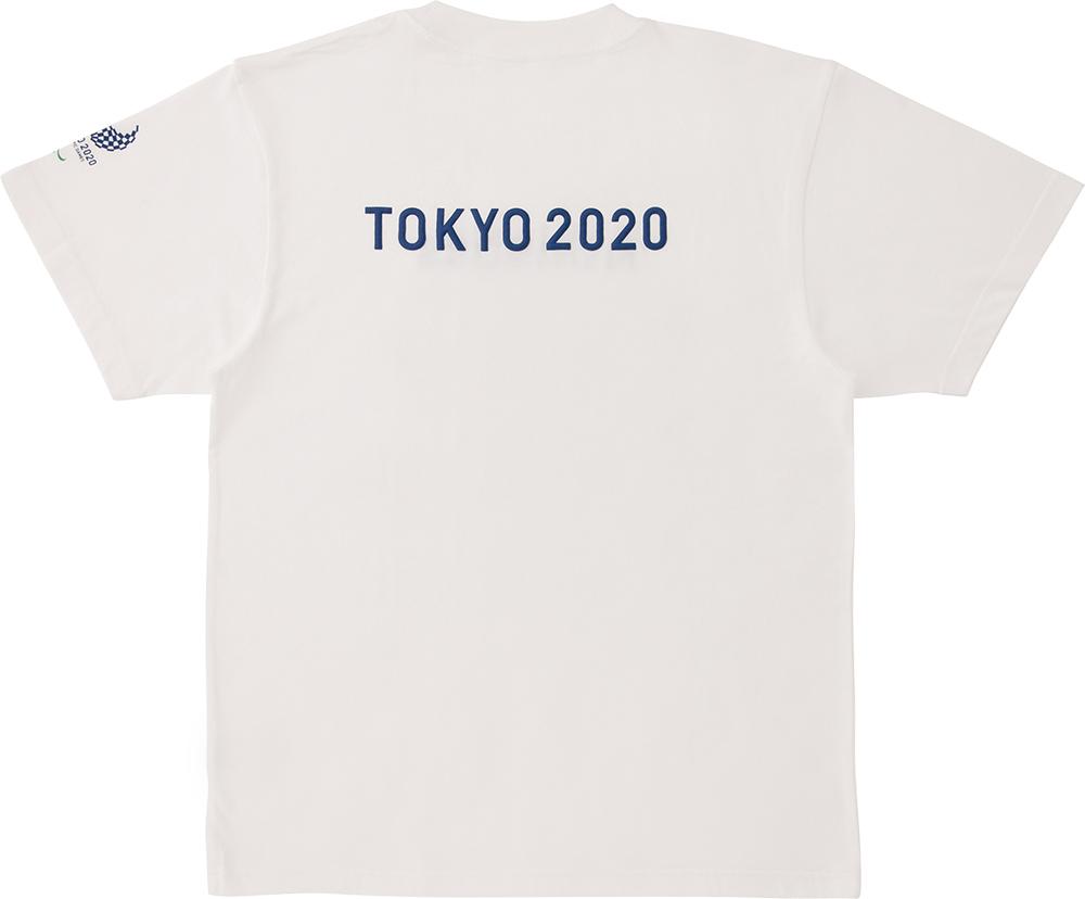 Tシャツ陸上競技(東京2020パラリンピックスポーツピクトグラム)