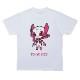 Tシャツ(東京2020パラリンピックマスコット)ホワイト