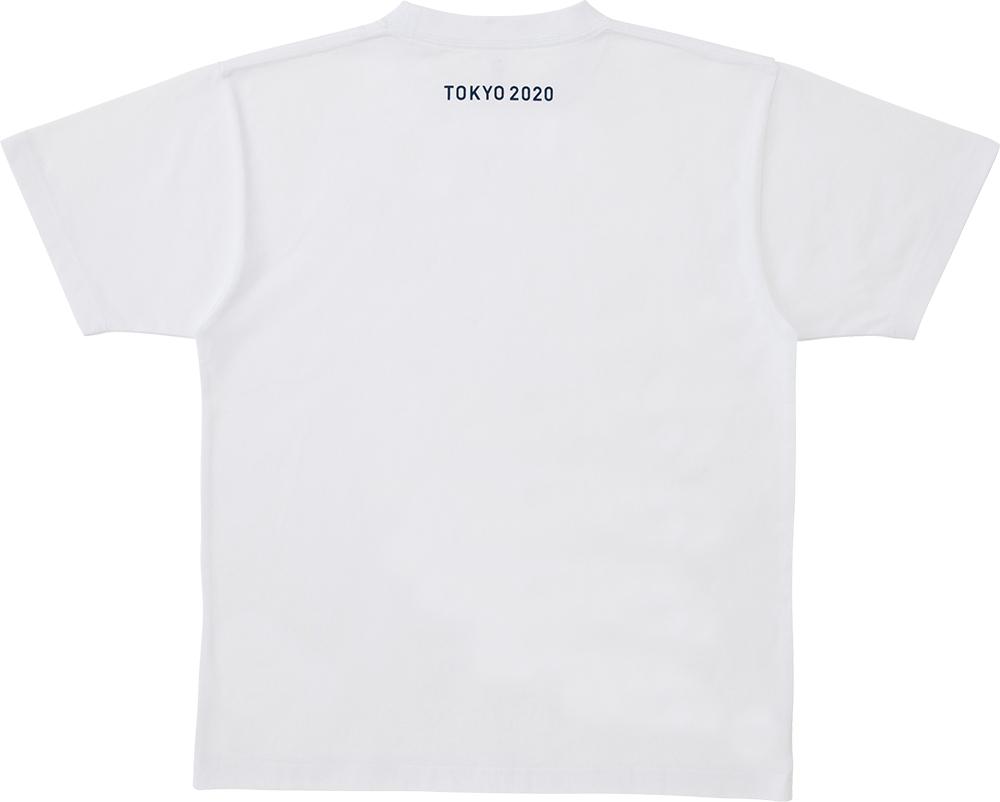 Tシャツ陸上競技(東京2020オリンピックスポーツピクトグラム)