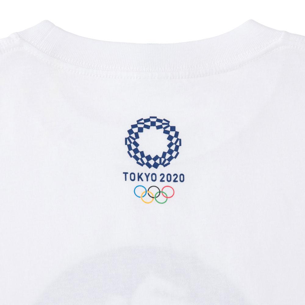 Tシャツトライアスロン(東京2020オリンピックスポーツピクトグラム)