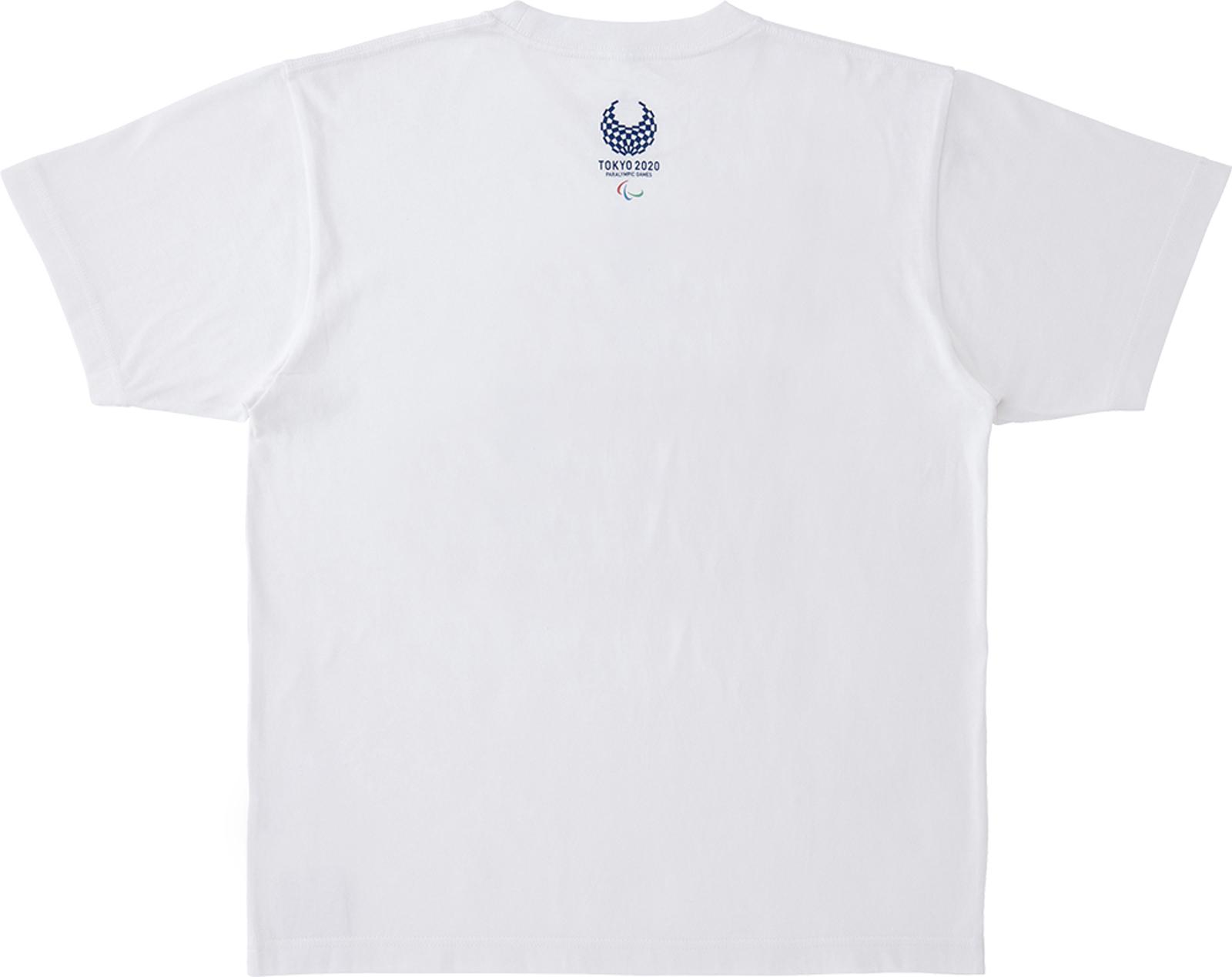 Tシャツ射撃(東京2020パラリンピックスポーツピクトグラム)