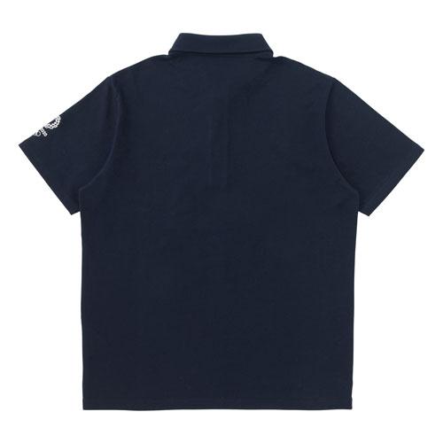 天竺ポロシャツ(東京2020オリンピックエンブレム) ネイビー