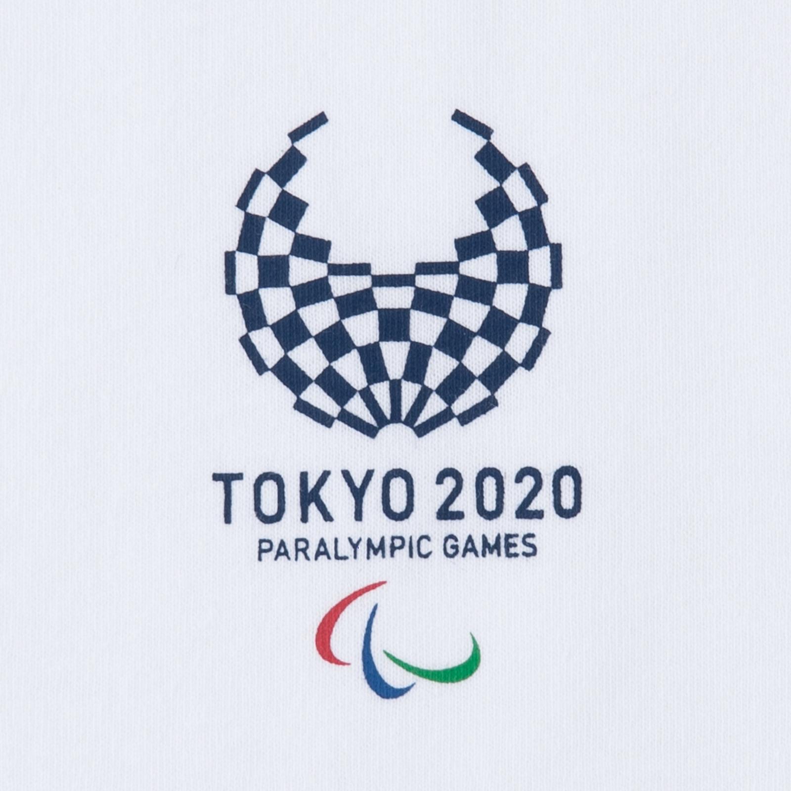 Tシャツ 自転車競技 ロード(東京2020パラリンピックスポーツピクトグラム)