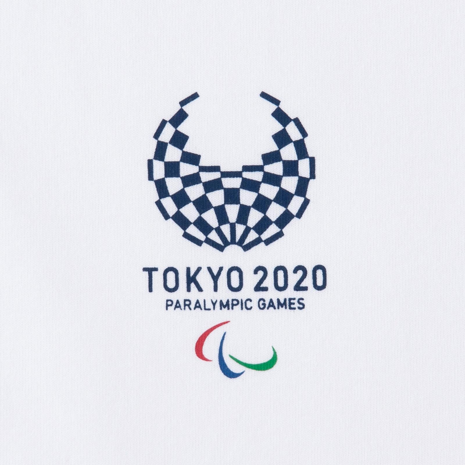 Tシャツ 自転車競技 トラック(東京2020パラリンピックスポーツピクトグラム)