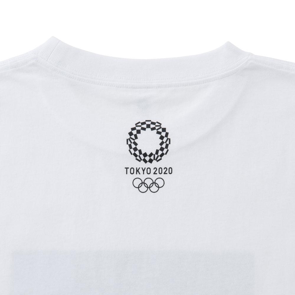 Tシャツ馬術(東京2020オリンピックスポーツピクトグラム)