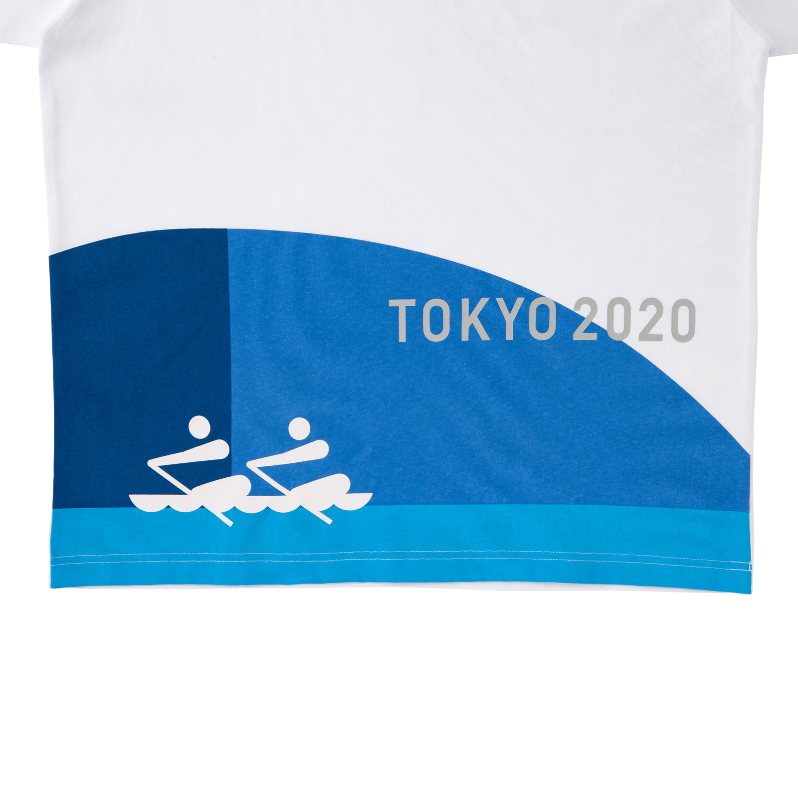 Tシャツボート(東京2020パラリンピックスポーツピクトグラム)