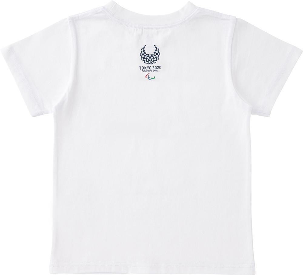 KIDSTシャツシッティングバレーボール(東京2020パラリンピックマスコット)