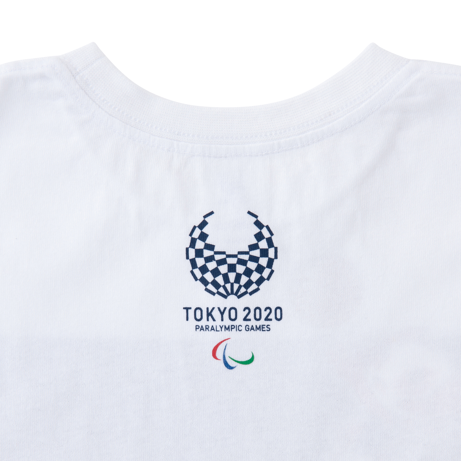 KIDSTシャツ車いすバスケットボール(東京2020パラリンピックマスコット)