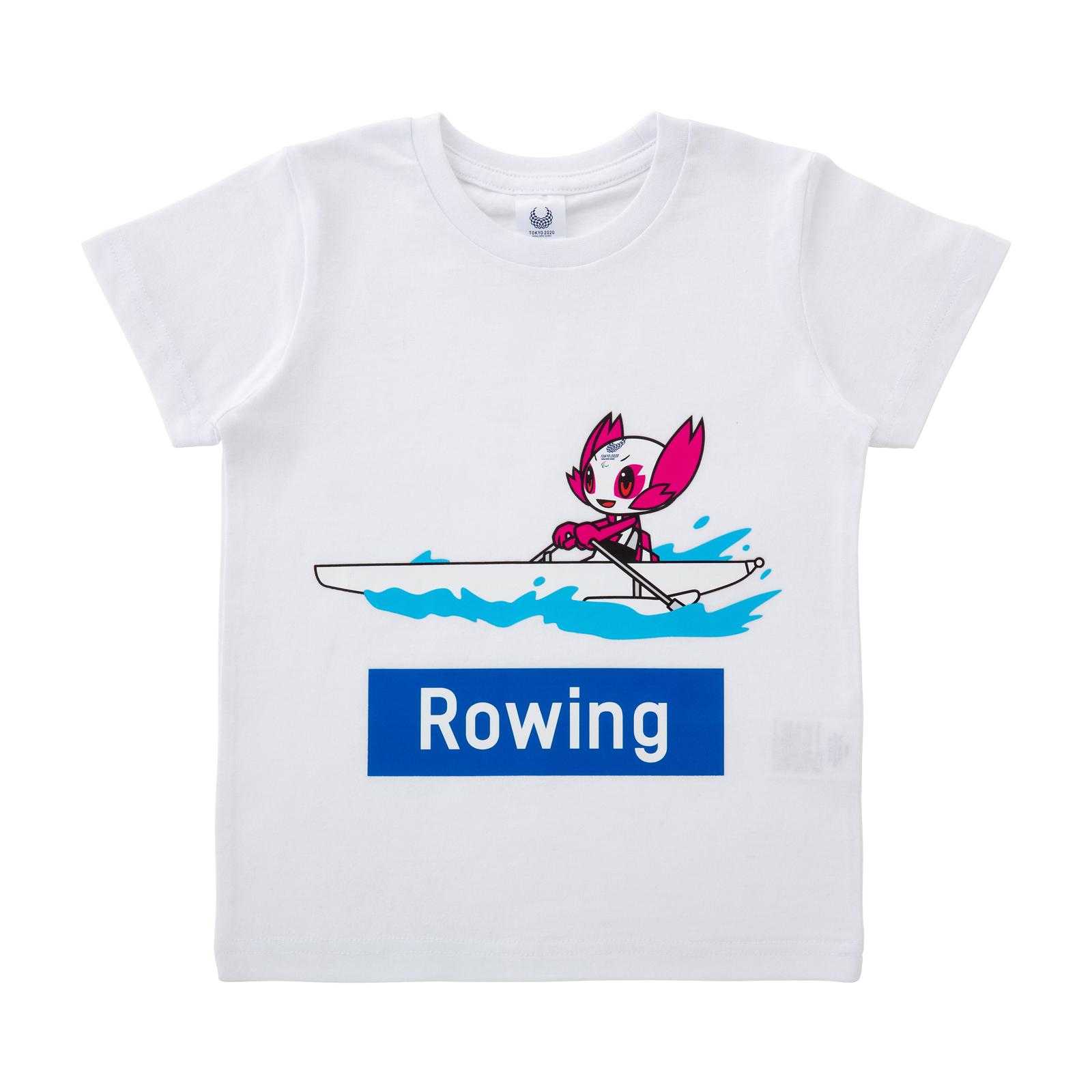 KIDSTシャツボート(東京2020パラリンピックマスコット)