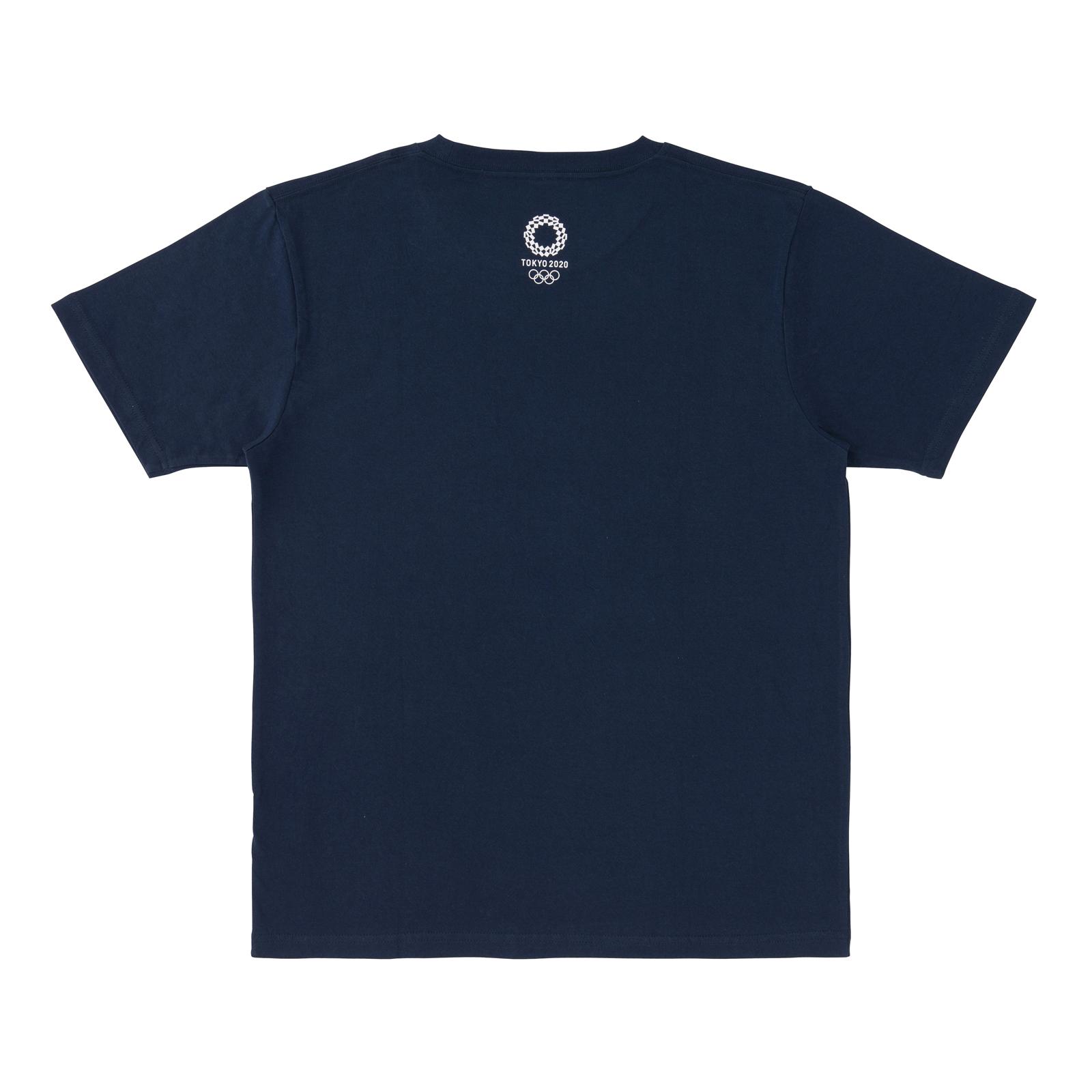Tシャツ(東京2020オリンピックスポーツピクトグラム)