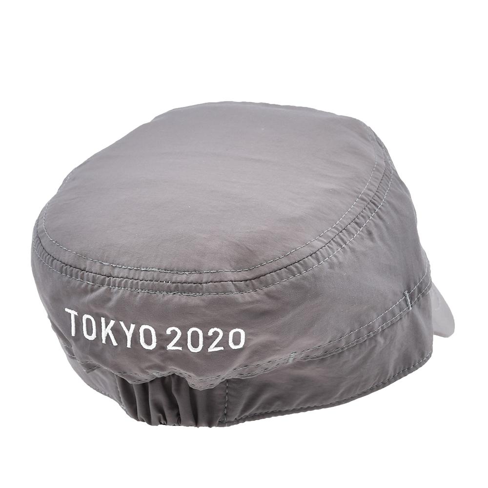 ワークキャップ(東京2020パラリンピックエンブレム)グレー
