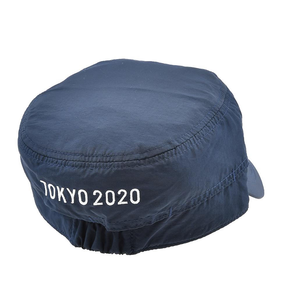 ワークキャップ(東京2020パラリンピックエンブレム)ネイビー