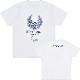 ユニセックスエンブレムTシャツ(東京2020パラリンピックエンブレム)ホワイト