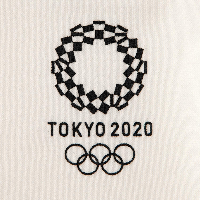 フーディー(東京2020オリンピックエンブレム)(ホワイト)