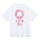 ビッグシルエットTシャツ(東京2020オリンピックエンブレム)(ホワイト)