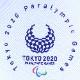 エンブレムキャップ(東京2020パラリンピックエンブレム)ホワイト