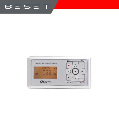ラジオレコーダー [YVR-R304] MEDIK【送料無料】