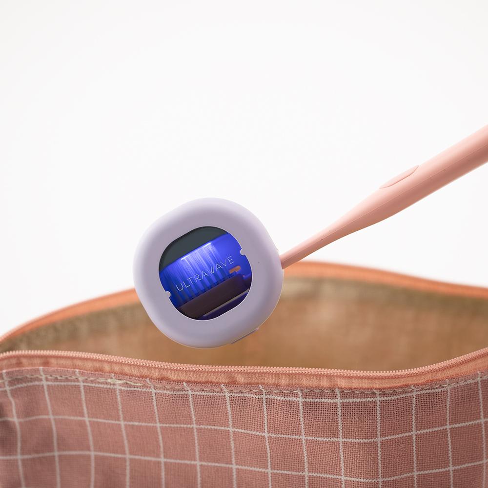 【予約販売1月22日以降発送】充電式歯ブラシ除菌キャップ コンパクト [MDK-TS00]|MEDiK