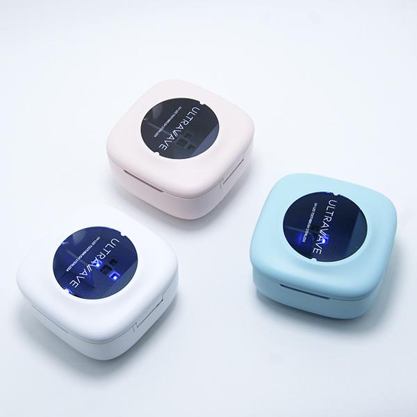 充電式歯ブラシ除菌ホルダー2本タイプ[MDK-TS22]|MEDiK