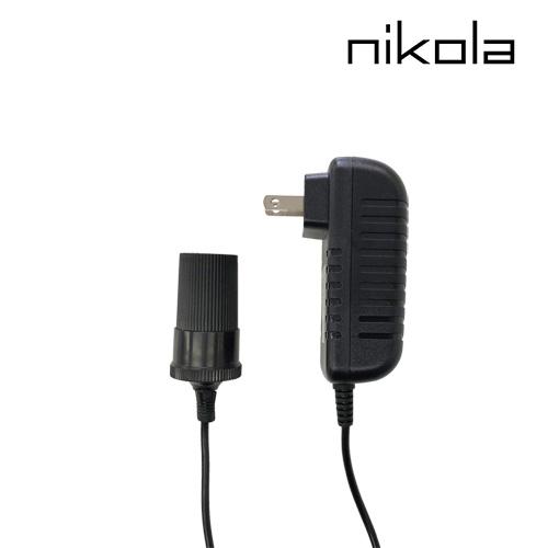 シガー用ACアダプター12V/2.5A用 UPSAC2.5 【※UPS400/UPS500対応】|MEDIK(メディク)