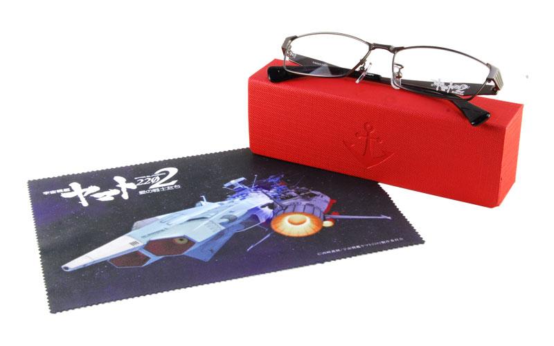 【SALE】宇宙戦艦ヤマト2202 愛の戦士たち コラボフレーム 宇宙戦艦ヤマトモデル ymt-1