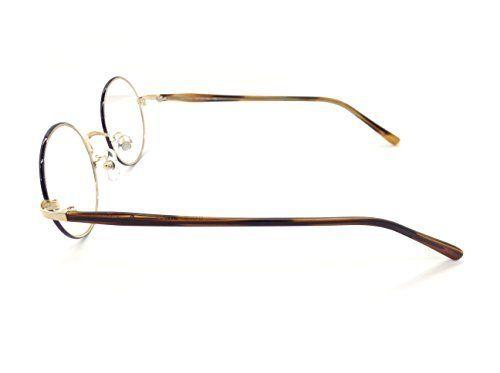 AMIPARIS(アミパリ) メガネ TC-5163 col.78 44mm made in japan 丸メガネ