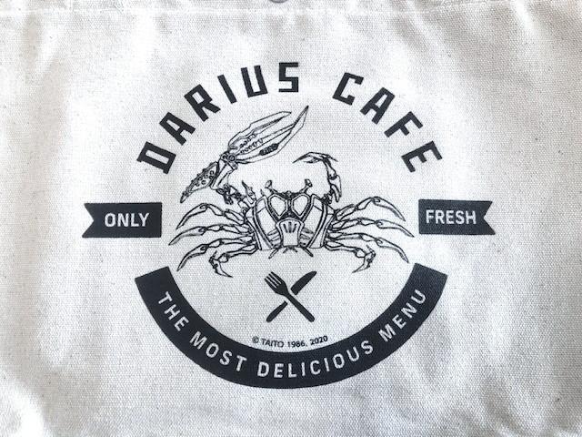 【SALE】 ダライアス 2WAYトートバッグ DARIUS CAFE