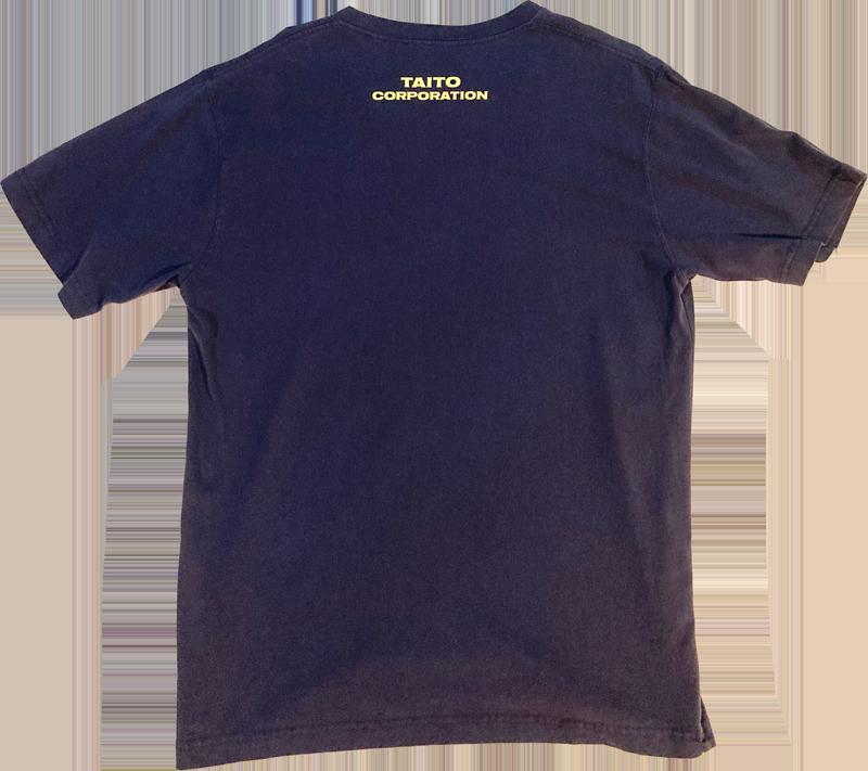 【SALE】 スペースインベーダー Tシャツ 1978ブラック