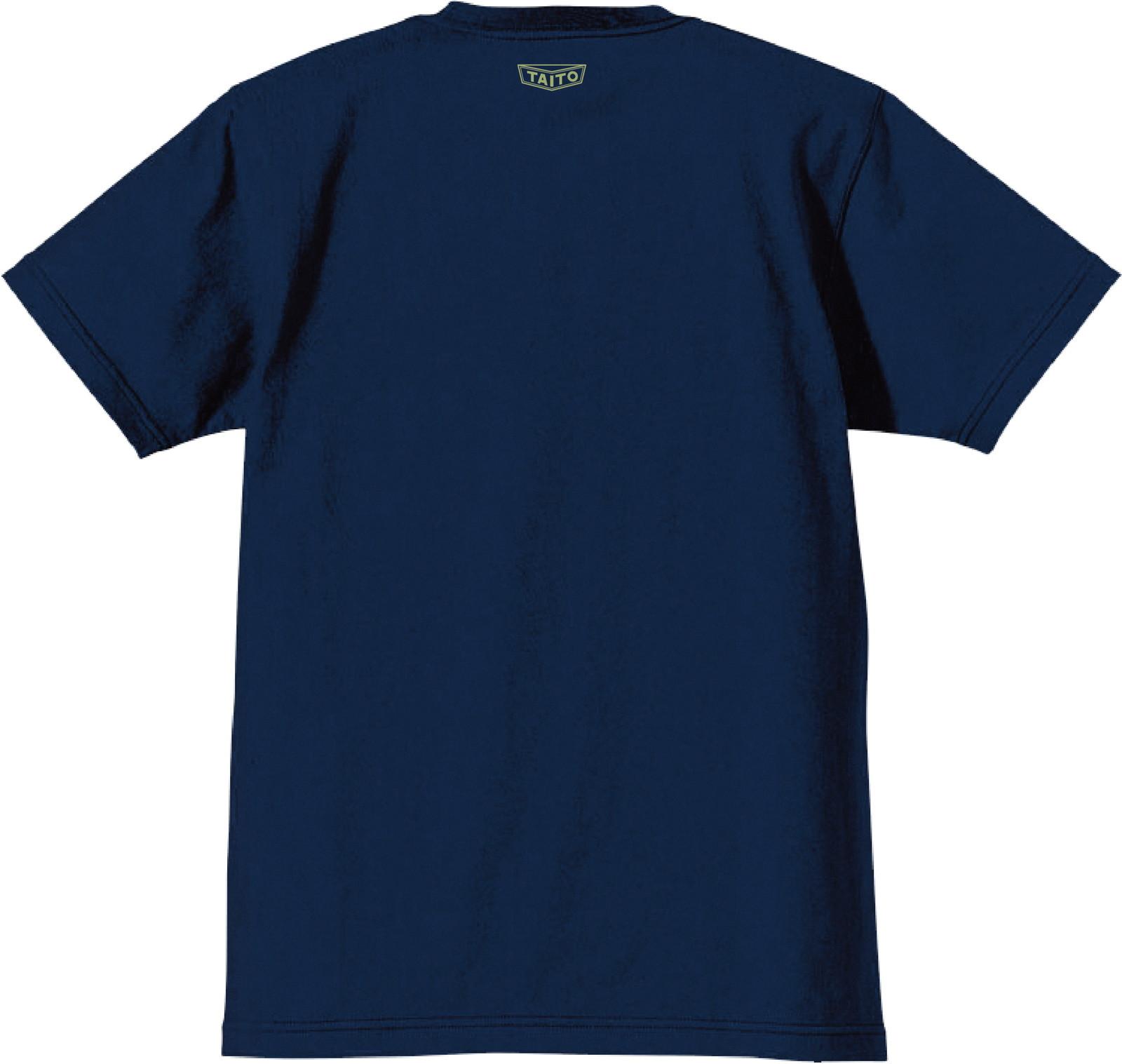 ZUNTATA ロゴ Tシャツ 1st ネイビー