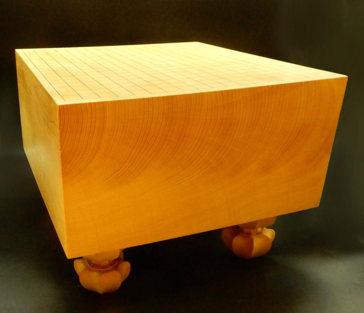 囲碁 本榧7.1寸 I-HKY-0015