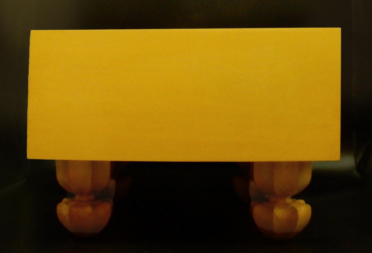 囲碁 本榧6.3寸 I-HKY-0003