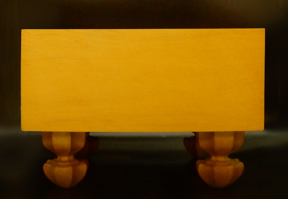 囲碁 本榧6.4寸 I-HKY-0005