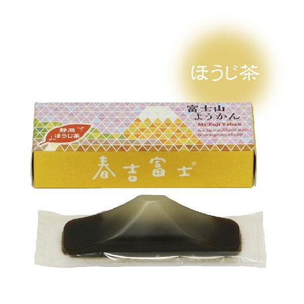 静岡銘茶シリーズ 春吉富士 9個入り(全3種)&ティーバック入り