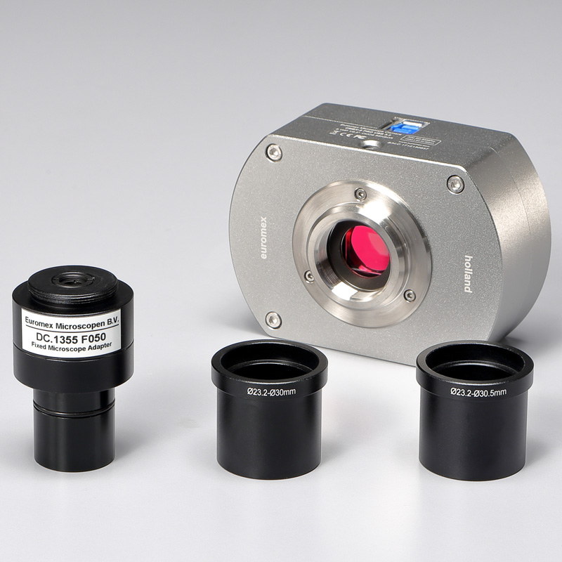 【接眼部にも取付可能】 USB3.0対応 ユニバーサルCマウントカメラ  DK500CM