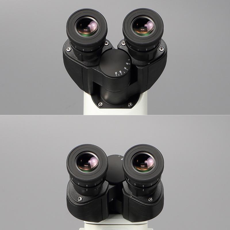 【セットでお得】三眼生物顕微鏡とWi-Fiカメラのセット MT-51/35/500-MC