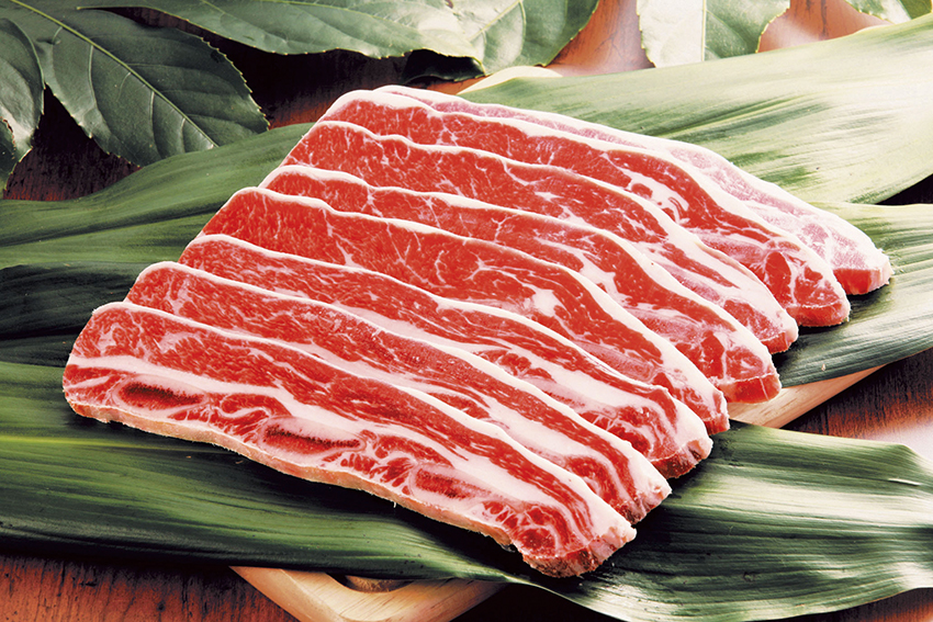 牛骨付きカルビ(バラ肉)(北米産)<br>(ミックスドスパイス付)