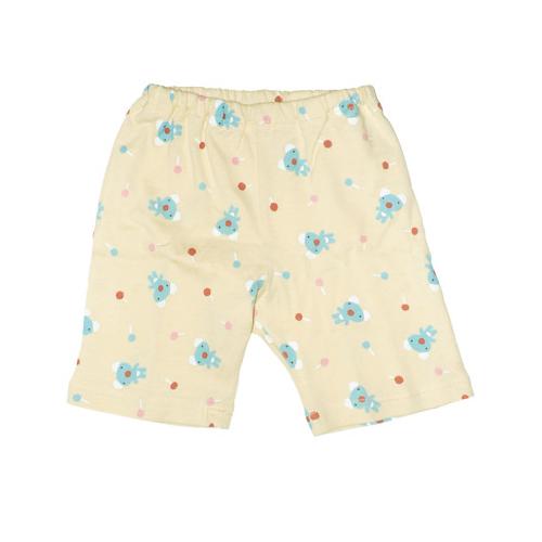 ペネロペ Tシャツ&パンツセットB イエロー S【ベビー70】