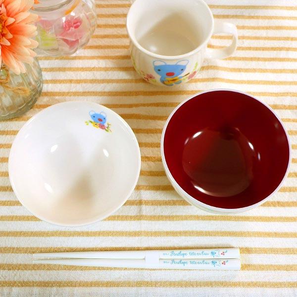 ペネロペフラワー こども茶碗