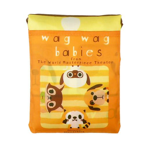 wag wag babies キャラショッパー