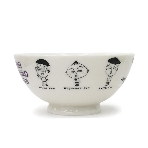 ちびまる子ちゃん 茶碗 花輪クン