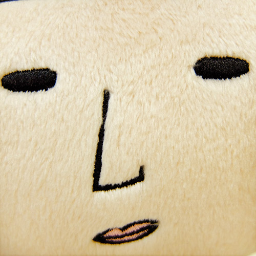 ちびまる子ちゃん ぬいぐるみM(野口さん)