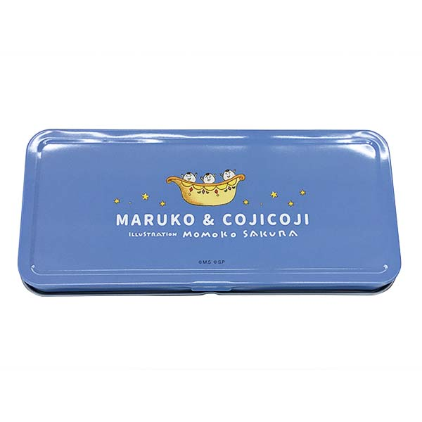 MARUKO & COJICOJI ILLUSTRATION MOMOKO SAKURA カンペンケース 船