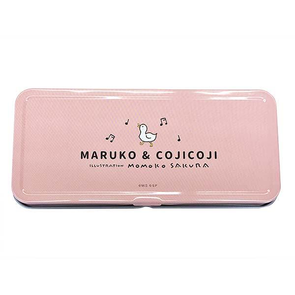 MARUKO & COJICOJI ILLUSTRATION MOMOKO SAKURA カンペンケース なかよし